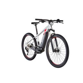 """ORBEA Keram 15 E-mountainbike 27,5"""" rød/sølv"""